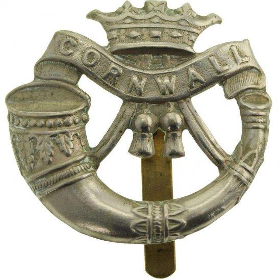 Duke of Cornwalls Light Infantry Duke of Cornwalls Light Infantry DCLI (Cornwall's) Regiment Cap Badge