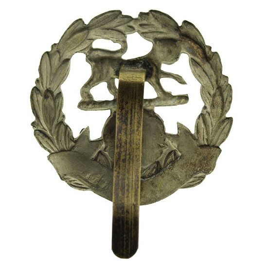 additional image for WW1 Hampshire Regiment Cap Badge