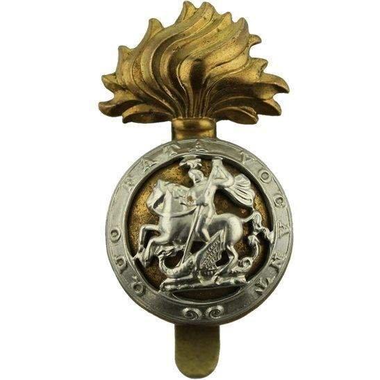 Northumberland Fusiliers Northumberland Fusiliers Regiment Cap Badge