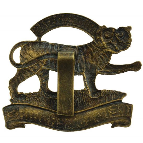 additional image for 1946-1952 Royal Leicestershire Regiment Cap Badge
