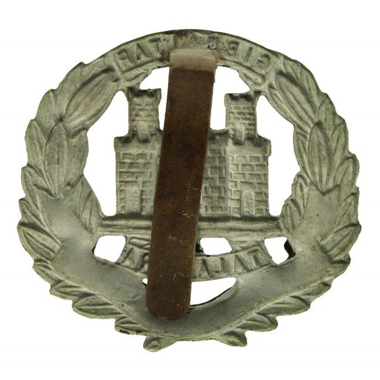 additional image for WW2 Northamptonshire Regiment Cap Badge