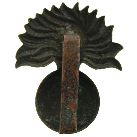 additional image for WW1 Grenadier Guards Regiment Cap Badge - SLIDER VERSION