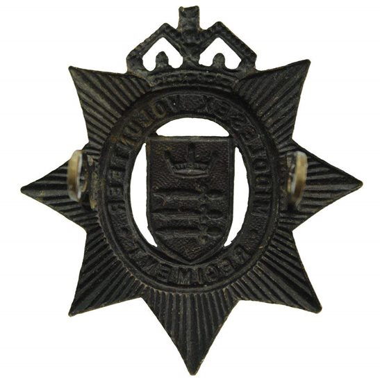 additional image for WW1 Middlesex Volunteer Regiment VTC Corps Cap Badge