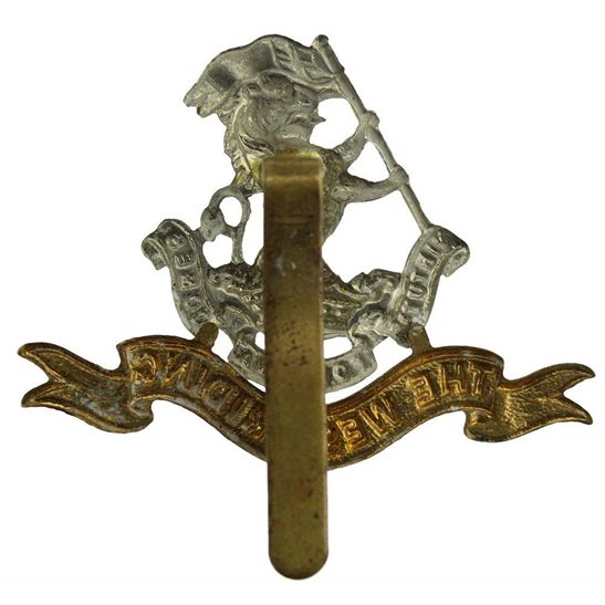 additional image for Duke of Wellingtons West Riding Regiment Cap Badge