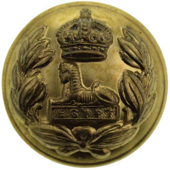 Lancashire Fusiliers Lancashire Fusiliers Regiment Tunic Button - 26mm
