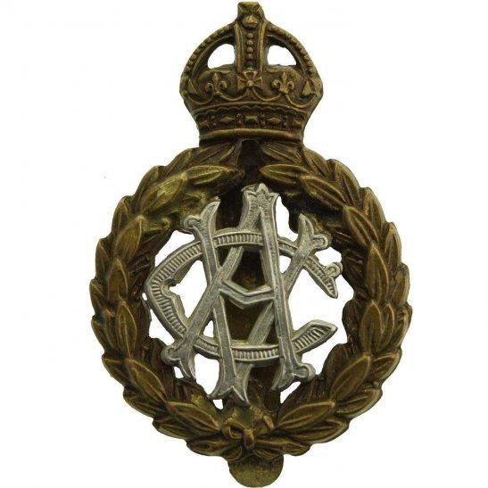 Army Veterinary Corps AVC WW1 Army Veterinary Corps Cap Badge