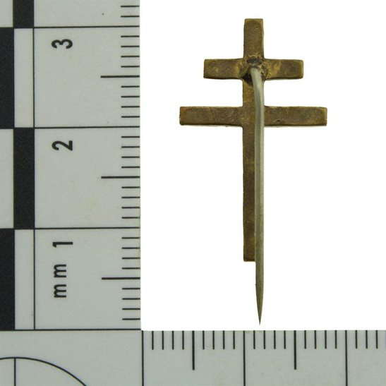 additional image for WW2 Free French (Cross of Lorraine) Libre Lapel Badge