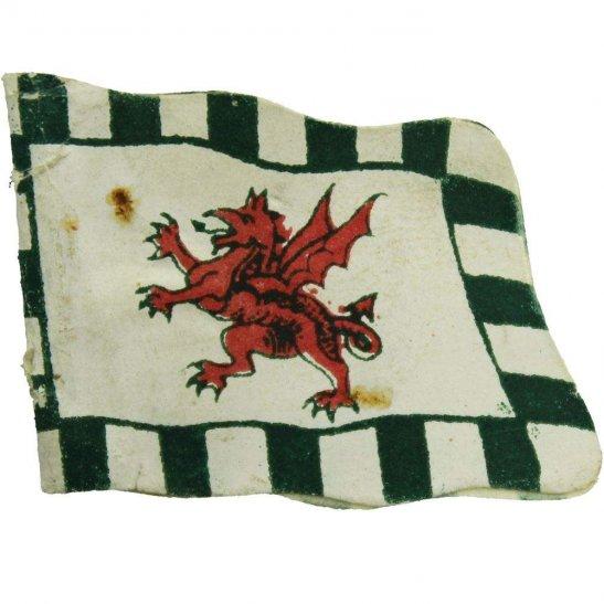 WW1 British Scottish War Effort Scotland Flag Day Fundraising Pin Badge