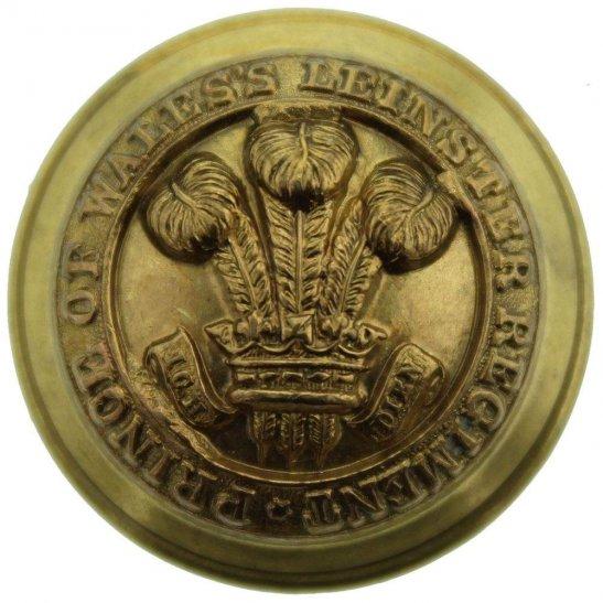 Leinster Regiment The Leinster Regiment Irish Tunic Button - 26mm