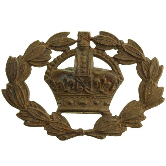 WW1 Warrant Officer 2ND CLASS 2 Arm / Sleeve Insignia Badge