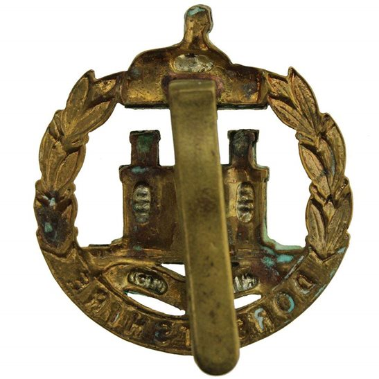 additional image for WW2 Dorsetshire (Dorset) Regiment Cap Badge