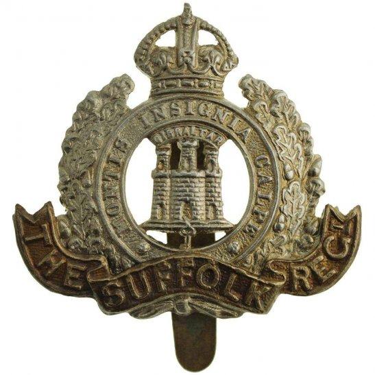 Suffolk Regiment Suffolk Regiment Cap Badge
