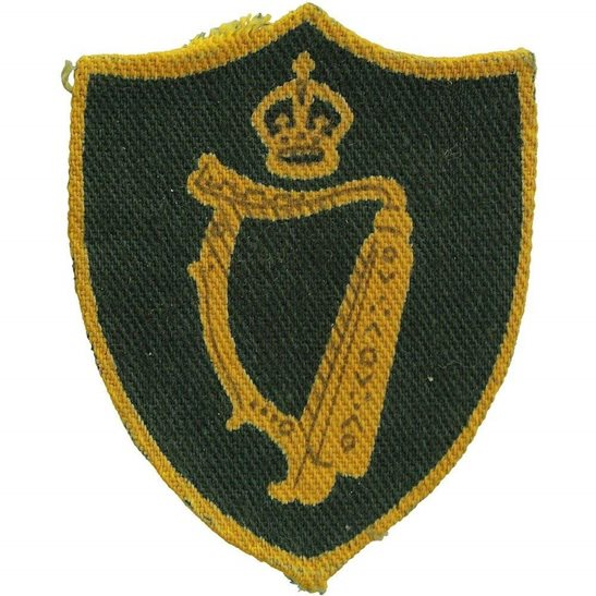 WW2 Northern Ireland District, Ulster Command Cloth Formation Sign Patch Badge