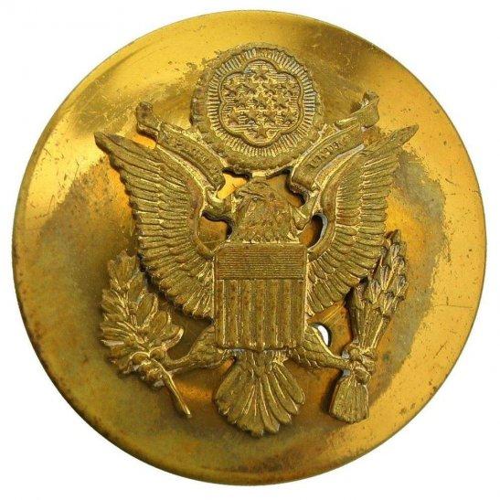 WW2 US Army WW2 United States US Army American Infantry Cap Badge
