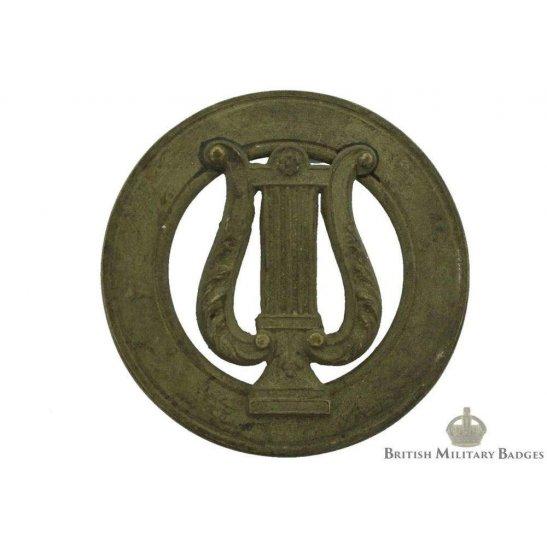 Bandsman Musicians (Bandmaster) Military Band Cap Badge