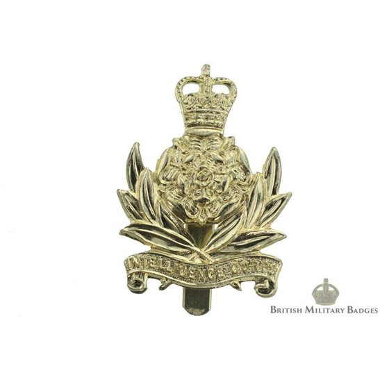Intelligence Corps Staybrite Cap Badge