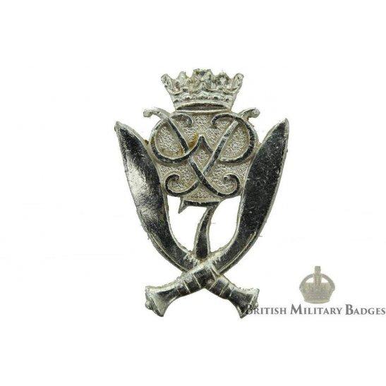 7th Gurkha Rifles Regiment Staybrite Cap Badge