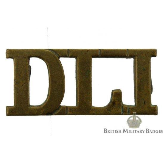 Durham Light Infantry Regiment DLI Shoulder Title