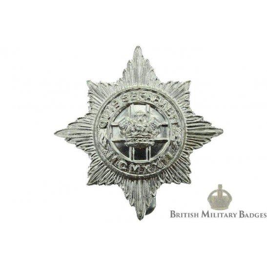 4th / 7th Royal Irish Dragoon Guards Regiment Staybrite Cap Badge