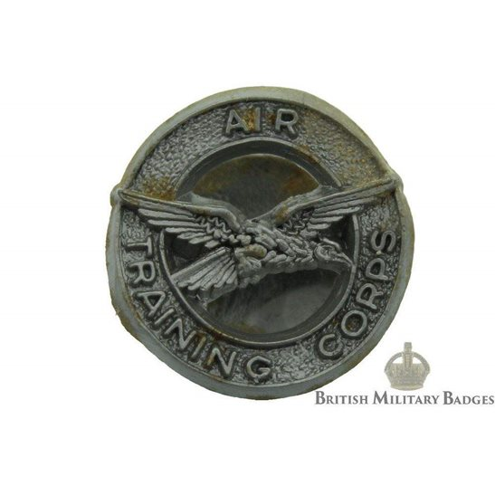 WW2 Air Training Corps PLASTIC Lapel Badge - ATC