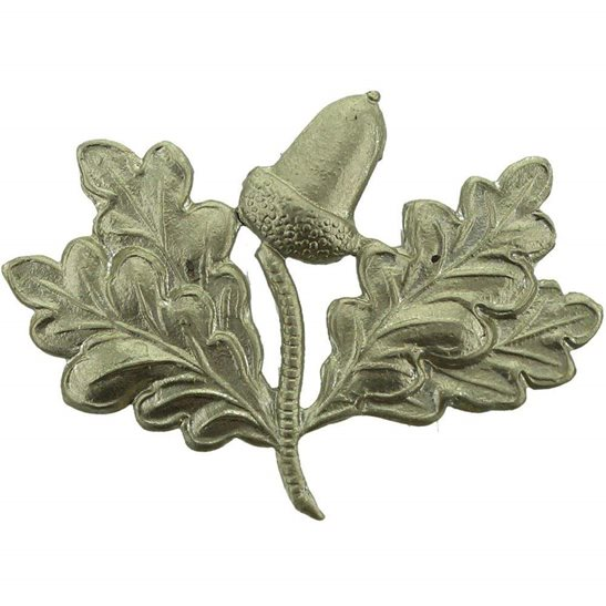 South Notts Hussars WW1 South Nottinghamshire (Notts) Hussars Regiment Collar Badge