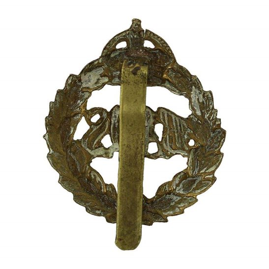 additional image for WW1 2nd Dragoon Guards (Queens Bays) Regiment Cap Badge