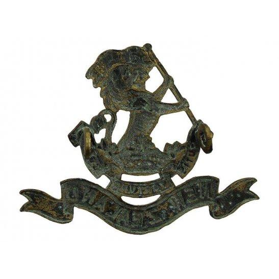 additional image for 5th New Zealand Regiment Wellington Rifles Cap Badge