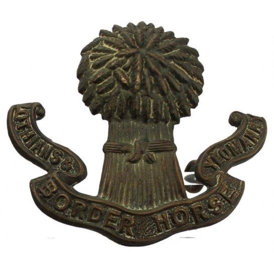 Lothians and Border Horse WW1 Lothians and Border Horse Scottish Regiment Cap Badge