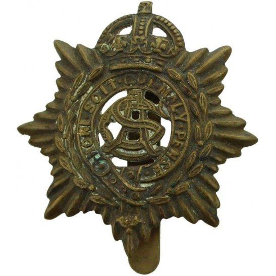 Army Service Corps ASC WW1 Army Service Corps ASC Cap Badge