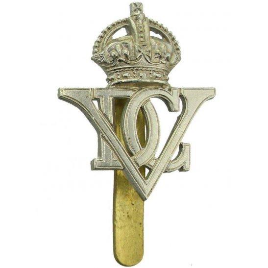 5th Dragoon Guards WW2 5th Inniskilling Dragoon Guards Regiment Irish Cap Badge