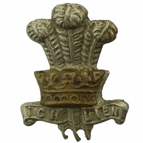 West Yorkshire WW1 West Yorkshire Regiment Collar Badge