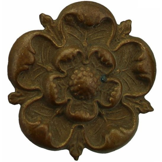 East Lancashire East Lancashire Regiment Collar Badge
