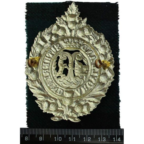 additional image for WW2 Argyll and Sutherland Highlanders Regiment Cap Badge