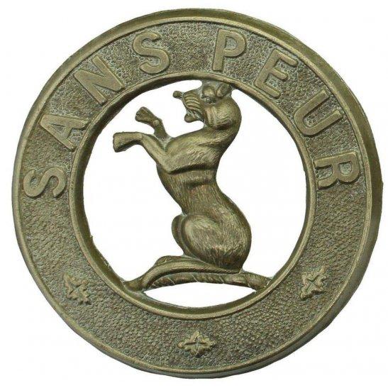Seaforth Highlanders 4th / 5th Territorial Battalion, Seaforth Highlanders Regiment Cap Badge (1920-1946)