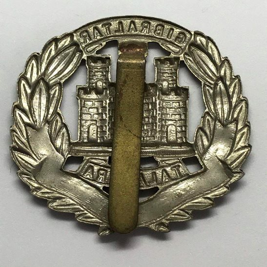 additional image for WW1 Northamptonshire Regiment Cap Badge