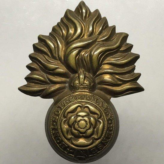 Royal London Fusiliers Royal City of London Fusiliers Regiment Cap Badge