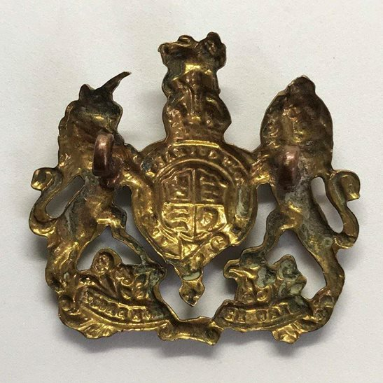 additional image for General Service Corps / Regiment Cap Badge - LUG VERSION