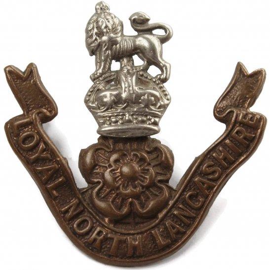 West Yorkshire WW2 West Yorkshire Regiment Cap Badge
