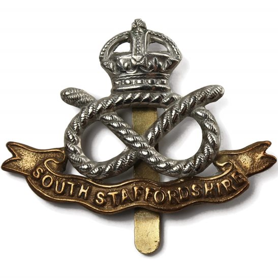 additional image for WW2 West Yorkshire Regiment Cap Badge