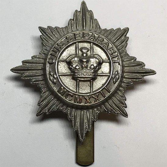 4th/7th Royal Dragoon Guards 4th/7th Royal Dragoon Guards Regiment Cap Badge