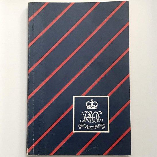 Royal Army Ordnance Corps RAOC A Short History of the Royal Army Ordnance Corps RAOC - Brigadier Fernyhough