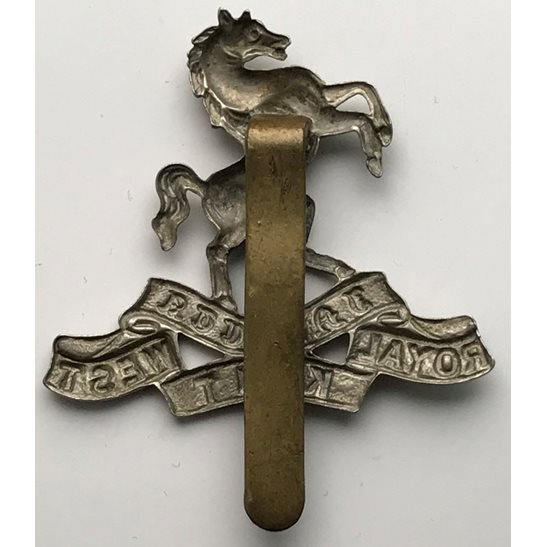 additional image for Queens Own Royal West Kent Regiment RWK Cap Badge