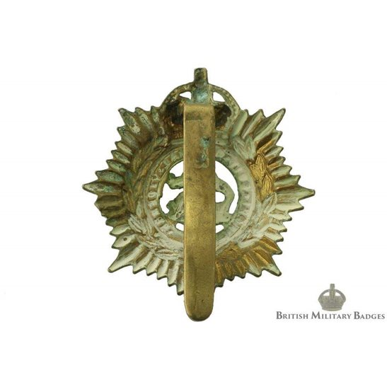 additional image for Army Service Corps ASC Cap Badge