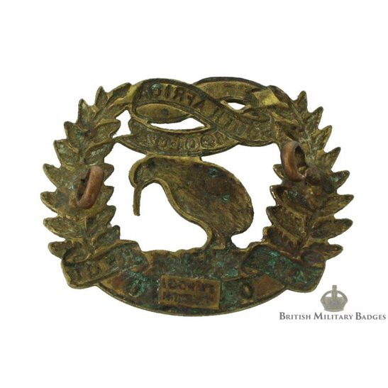 additional image for 4th Otago New Zealand Army Regiment Cap Badge - JR GAUNT LONDON