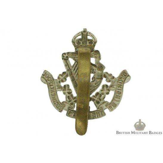 additional image for 8th Irish Battalion King's Liverpool Regiment (Kings) Cap Badge
