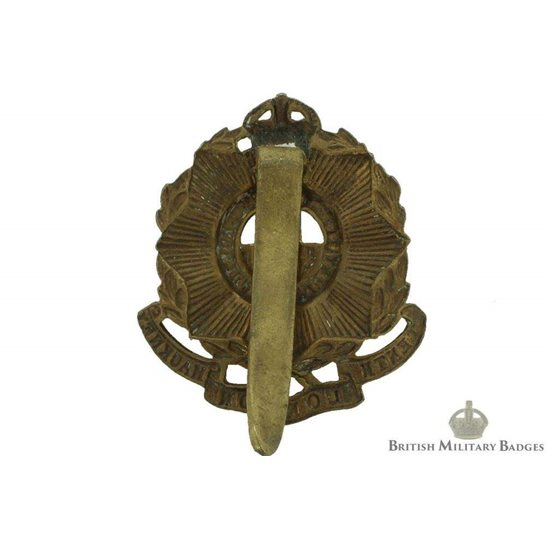 additional image for 10th Hackney Battalion County of London Regiment Cap Badge
