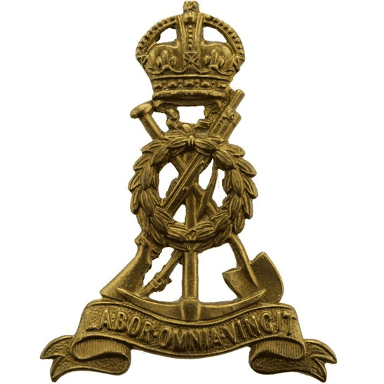 Labour Corps WW1 Labour Corps Cap Badge