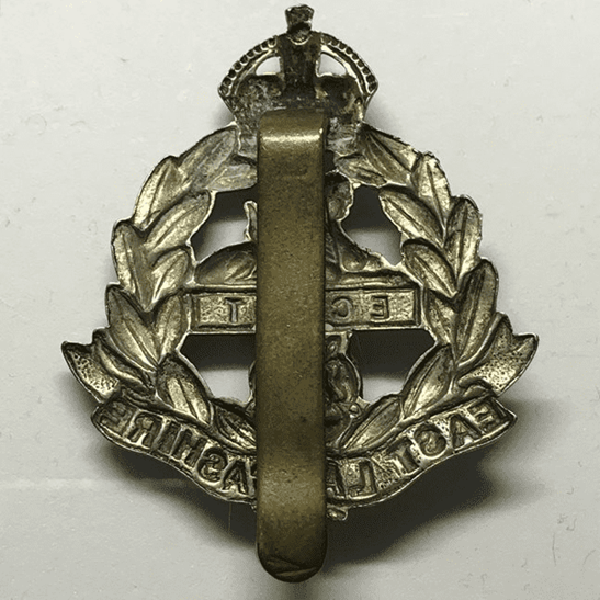 additional image for East Lancashire Regiment Cap Badge