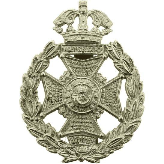 Rifle Brigade The Rifle Brigade (Prince Consort's Own) Regiment Cap Badge