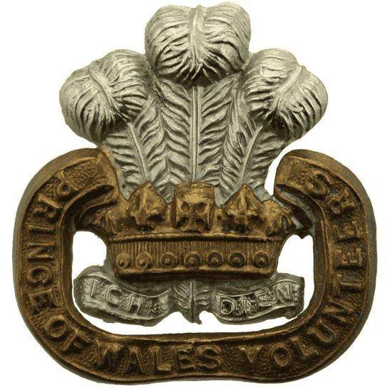 South Lancashire South Lancashire Regiment Collar Badge